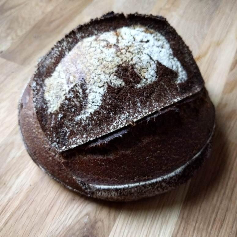 Cocoa Bear Loaf